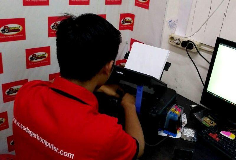 service printer jakarta