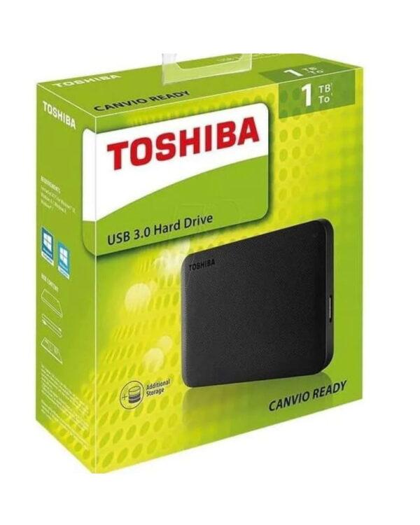 Hardisk External Toshiba 1 TB