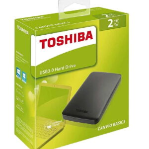 Hardisk External Toshiba 2 TB
