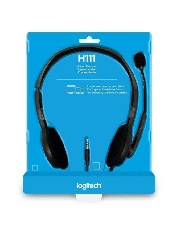 Headset Logitech H111