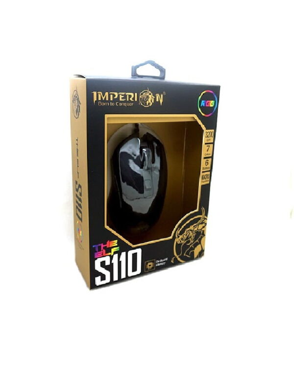 Mouse Gaming Imperion MG-S110