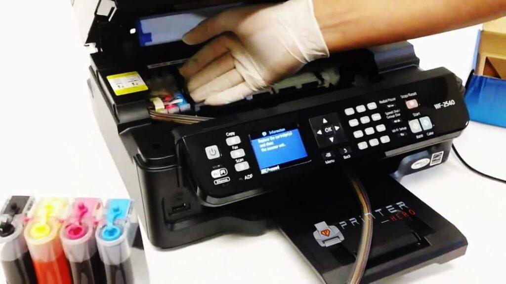 cara-merawat-printer yang benar