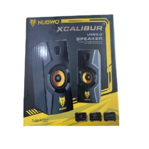 Speaker Nubwo Xcalibur NF S02