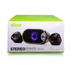 Speaker Stereo Robot RS170