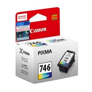 Tinta Canon 746 colour