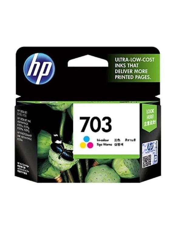 Tinta Hp 703 Colour