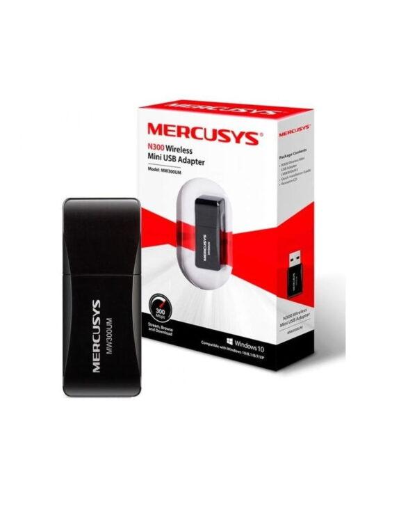 USB Wifi Adapter Mercusys MW300UM N300