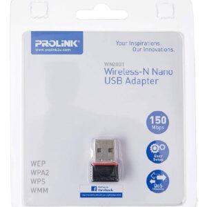 USB Wifi Adapter Prolink DH5102U